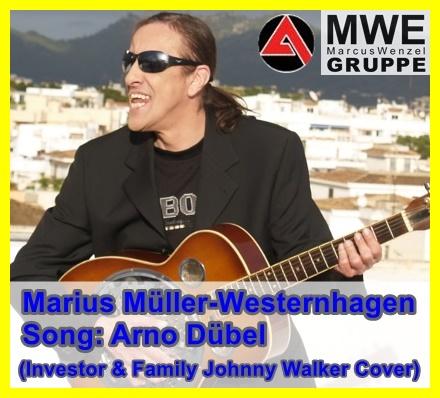 Marius Müller-Westernhagen - Arno Dübel (Investor & Family Johnny Walker Cover)